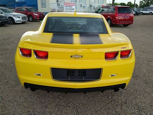 2012 Chevrolet Camaro Rs Edmonton Alberta Used Car For