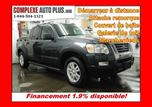 2010 Ford Explorer Sport Trac XLT V6 4.0L 4x4 *Toit ouvrant, Mags, AWD in Saint-Jerome, Quebec