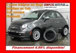 2014 Fiat 500 Lounge *Cuir,Toit, 8 pneus in Saint-Jerome, Quebec