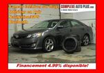 2012 Toyota Camry SE *Navi/GPS, Cuir, 8 pneus! in Saint-Jerome, Quebec