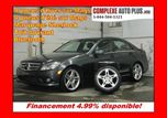 2010 Mercedes-Benz C-Class C350 4Matic *Cuir,Toit, 8 mags, AWD,4x4 in Saint-Jerome, Quebec