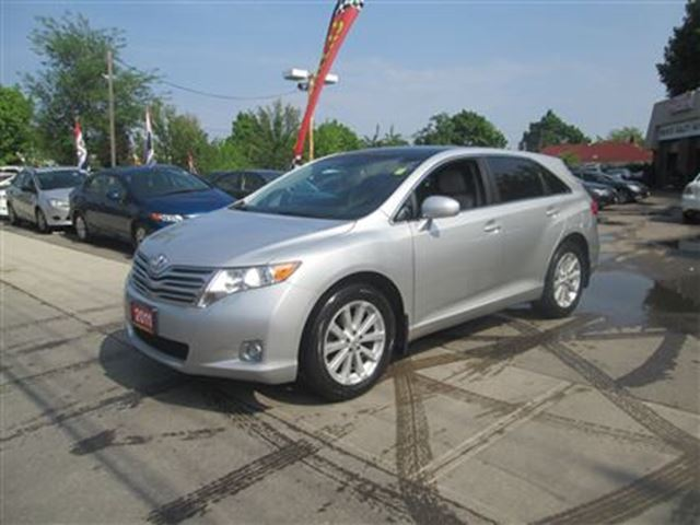 2011 toyota venza leather sunroof scarborough ontario. Black Bedroom Furniture Sets. Home Design Ideas