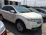 2013 Lincoln MKX AWD, NAVI, PANA ROOF --2.9% APR 160000KM WARR... in Mississauga, Ontario