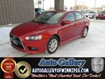 2015 Mitsubishi Lancer SE *htd seats/roof in Winnipeg, Manitoba
