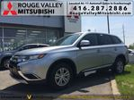 2016 Mitsubishi Outlander ES, BRAND NEW, UNDER 200 KM !!!!! in Scarborough, Ontario