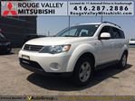 2009 Mitsubishi Outlander LS, AWD, NO ACCIDENT !!!! in Scarborough, Ontario