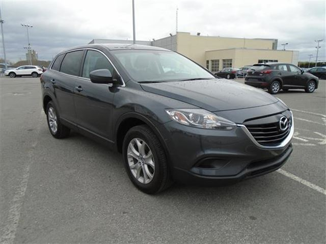 2015 mazda cx 9 gs mascouche quebec used car for sale 2492064. Black Bedroom Furniture Sets. Home Design Ideas
