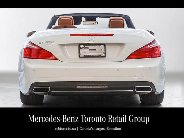 2016 mercedes benz sl550 roadster toronto ontario used for Mercedes benz roadside assistance free