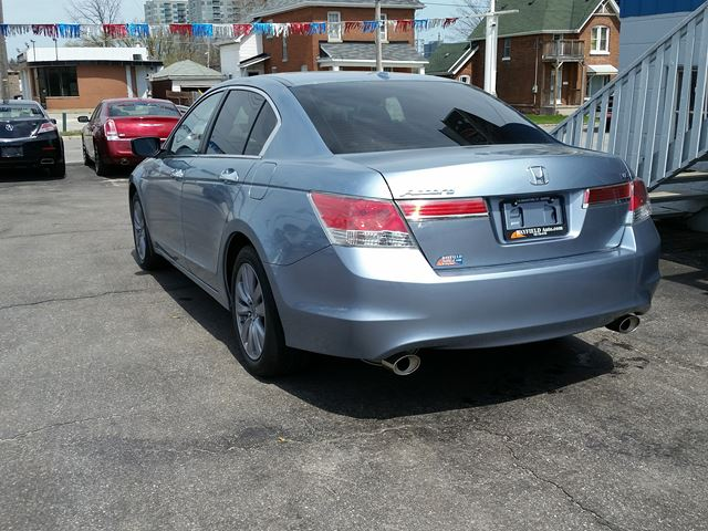 2011 Honda Accord Ex L V6 Sedan Leather Sunrrof Remote