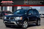 2009 Pontiac Torrent AWD Bluetooth Sunroof Keyless Entry Htd Front Leather Seats 17 Alloys  in Thornhill, Ontario