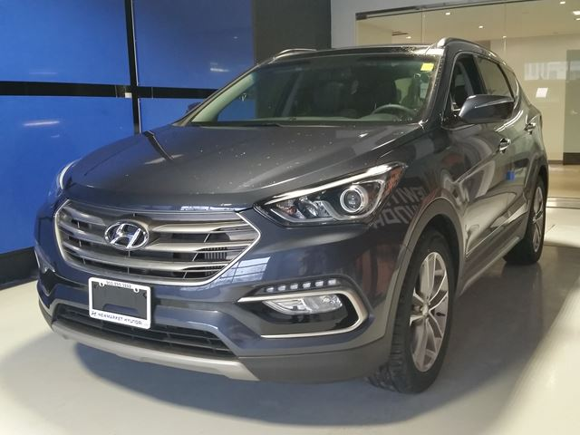 2017 hyundai santa fe sport 2 0t limited awd newmarket ontario new car for sale 2493073. Black Bedroom Furniture Sets. Home Design Ideas