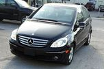 2008 Mercedes-Benz B-Class CERTIFIED + E-Tested in Kitchener, Ontario