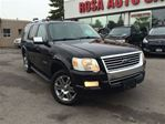 2006 Ford Explorer 4dr 4.6L Limited 4WD 7 PASSENGER LEATHER TOW DVD P in Oakville, Ontario