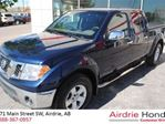 2011 Nissan Frontier SV *Clean Carproof, Local Trade-In* in Airdrie, Alberta