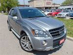 2011 Mercedes-Benz M-Class ML63 AMG NAVI CAMERA in Scarborough, Ontario