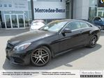 2015 Mercedes-Benz E400 4MATIC Coupe in Ottawa, Ontario