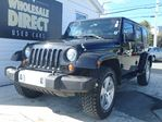 2008 Jeep Wrangler SUV UNLIMITED 4X4 6 SPEED 3.8 L in Halifax, Nova Scotia