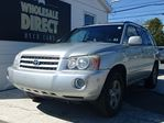 2003 Toyota Highlander SUV 3.0 L in Halifax, Nova Scotia