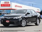 2013 Toyota Camry LE Competition Certified, One Owner, No Accidents in London, Ontario