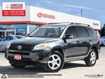 2010 Toyota RAV4 Base One Owner, Toyota Serviced in London, Ontario