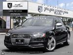 2014 Audi S4 3.0 Technik NEW TIRES | CLEAN CARPROOF HISTORY | CANADIAN | NAVIGATION | BLUETOOTH | BANG AND O SOUND  in Markham, Ontario