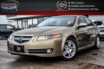 2008 Acura TL TL  Sunroof Bluetooth Leather Pwr Seat Keyless Entry 17Alloy Rims in Bolton, Ontario