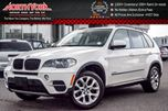 2011 BMW X5 35i XDrive Bluetooth Nav Cameras Sat Radio Htd Front Seats Rear TV Pano Sunroof! in Thornhill, Ontario