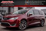 2017 Chrysler Pacifica Limited NEW Leather Key Sense Tire & Wheel Grp. Stow n'Vac Pano_Sunroof Nav in Thornhill, Ontario