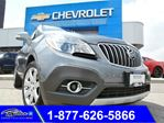 2014 Buick Encore Leather FWD - Nav, Moonroof & Accident Free in Bolton, Ontario