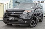 2015 Ford Explorer SPORT! Navigation! MUST SEE! in Mississauga, Ontario