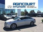 2011 Hyundai Sonata Limited/LEATHER/SUNROOF/ONLY 75081KMS!! in Toronto, Ontario