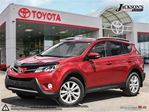 2015 Toyota RAV4 Limited TECH PACKAGE AWD, TOYOTA CERTIFIED in Barrie, Ontario
