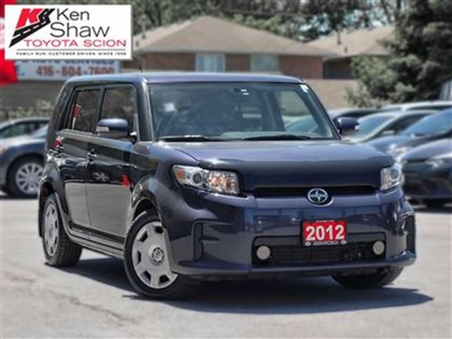 2012 scion xb excellent condition blue ken shaw toyota. Black Bedroom Furniture Sets. Home Design Ideas
