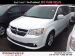 2015 Dodge Grand Caravan Crew, DVD, LEATHER LOADED in Mississauga, Ontario