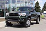 2012 Toyota Tacoma Certified | Accident Free | BC Registered Vehicle | Manual Transmission | in Kamloops, British Columbia