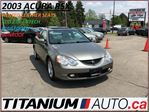 2003 Acura RSX 2.0L i-VTECH+Heated Leather Seats+Sunroof+Keyless+ in London, Ontario