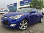 2013 Hyundai Veloster ALLOYS  PUSH START  BACK CAMERA  LEASE RETURN in Oakville, Ontario