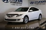 2010 Mazda MAZDA6 GT + CUIR + TOIT + MAGS + BLUE in Drummondville, Quebec