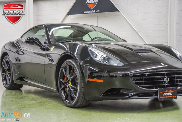 2014 FERRARI CALIFORNIA           in Oakville, Ontario