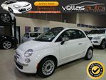2015 Fiat 500 C LOUNGE**CONVERTIBLE**LEATHER** in Vaughan, Ontario