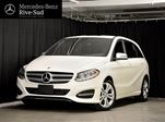 2015 Mercedes-Benz B-Class 4MATIC, GPS, ANGLE MORT in Longueuil, Quebec