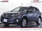 2014 Toyota RAV4 AWD Limited Leather, Sunroof & Navigation in Orangeville, Ontario