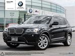 2013 BMW X3 xDrive28i in Oakville, Ontario