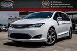 2017 Chrysler Pacifica Limited 7 Seater Navi Tri Pane Panoramic Sunroof Backup Cam Bluetooth Blind Spot R-start in Bolton, Ontario