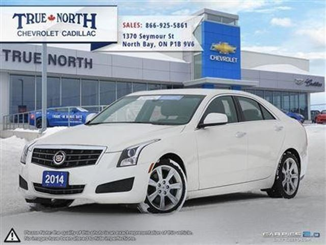 2014 CADILLAC ATS RWD in North Bay, Ontario
