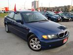 2004 BMW 3 Series 325i Accident & Rust Free Leather Sunroof in Cambridge, Ontario