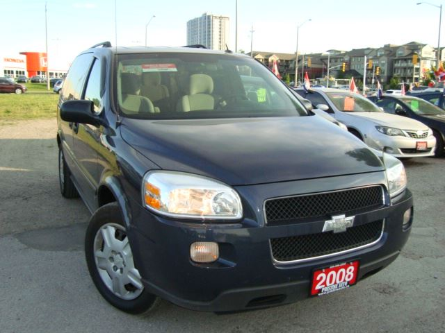 2008 Chevrolet Uplander Ls Only 142km Remote Starter Cambridge Ontario Car For Sale 2495508
