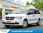 2013 Dodge Grand Caravan White-SE- Tinted, 7 Seater, A/C in Oakville, Ontario