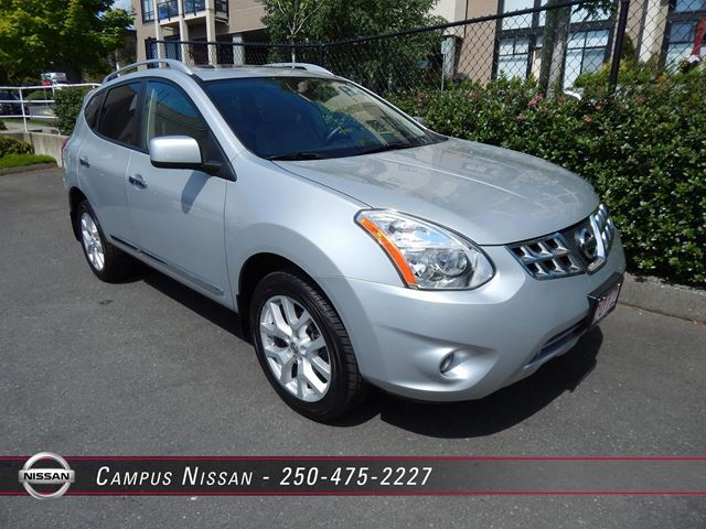 2012 nissan rogue sv fwd special edtn victoria british columbia used car for sale 2495332. Black Bedroom Furniture Sets. Home Design Ideas