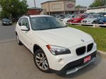 2012 BMW X1 DIRECTLY FROM BMW CANADA ONLY 52K!!!! in Scarborough, Ontario